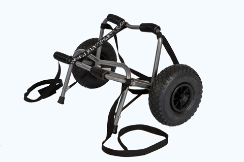 RUK Sports  Canoe Trolley with straps Link