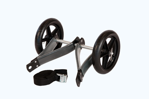 RUK Sports Small Nylon Trolley Link