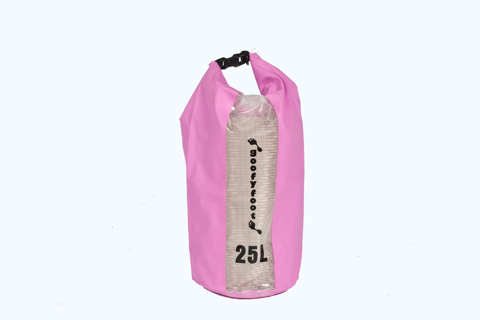 RUK Sports  25L Dry Bag Pink Link