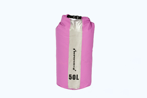 RUK Sports  50L Dry Bag Pink Link