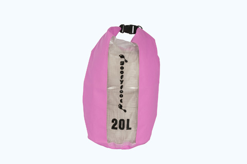 RUK Sports  20L Dry Bag Pink Link