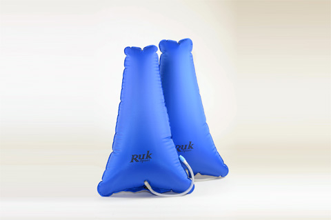 RUK Sports 15 Litre Air Bag Pairs Link