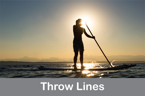 RUK Sports Throw Lines Link